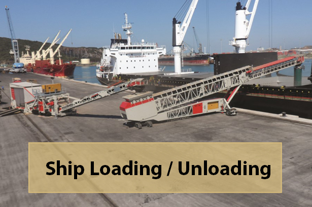 ABHS Ship Loading  - Find Out More