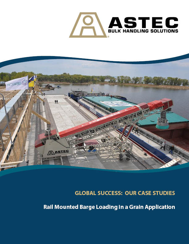 Click to find out more about our Barge Loading Case Study